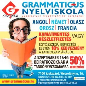 Grammaticus web